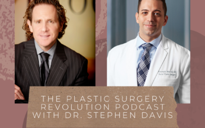 Dr. Steven Davis Checks in with Distinguished NYC Plastic Surgeon, Dr. Moustafa Mourad