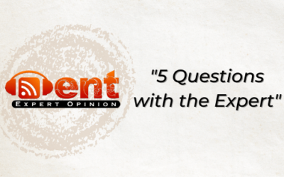 Dr. Moustafa Mourad was recently featured on ENT Expert Opinion Podcast – 5 with the Experts